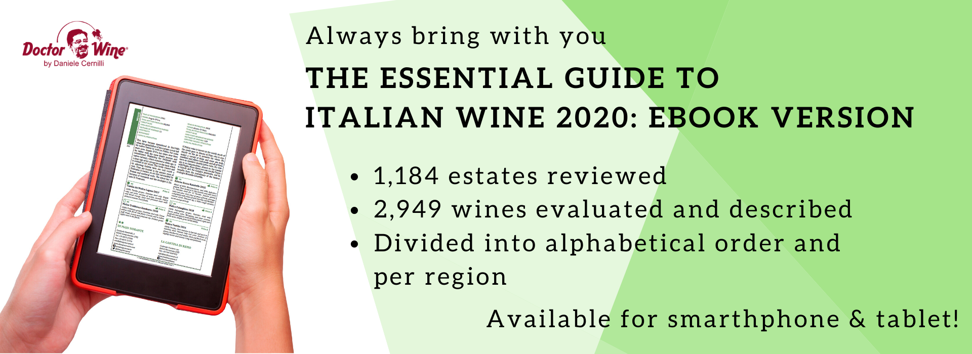 eBook The Essential Guide to Italian Wine 2020